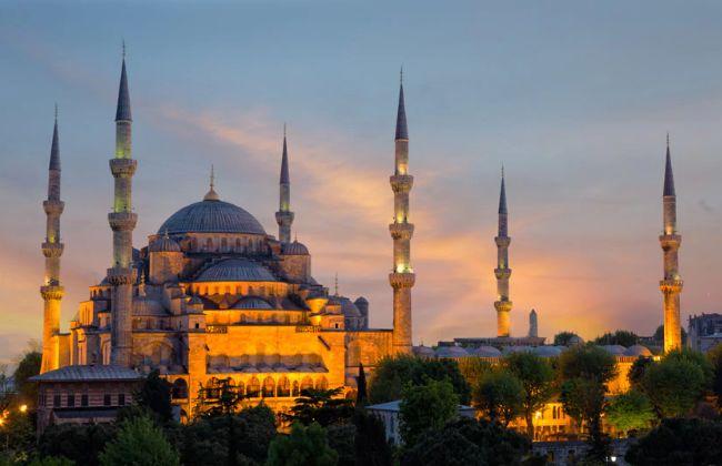 Bentuk Kubah Masjid Galvalum Agung An- Nur