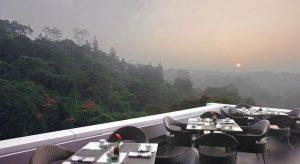 5 Hotel dengan Pemandangan Cantik di Bandung